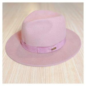 Pink Fedora - Lady Gaga Inspired